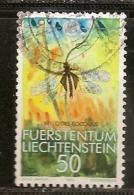 LIECHTENSTEIN    N°   910   OBLITERE - Liechtenstein