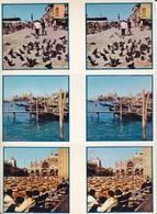 Stereo-Fotos Venedig Venezia - Div. Ansichten (33771) - Stereoscopic