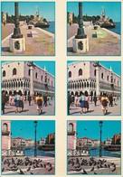Stereo-Fotos Venedig Venezia - Div. Ansichten (33772) - Stereoscopic