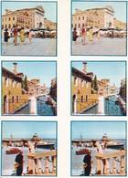 Stereo-Fotos Venedig Venezia - Div. Ansichten (33773) - Stereoscopic