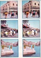Stereo-Fotos Venedig Venezia - Div. Ansichten (33774) - Stereoscopic