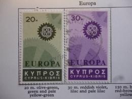 CYPRUS MINT HINGED / USED - Cyprus (...-1960)