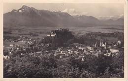 AK Salzburg Vom Kapuzinerberg - Ca. 1940 (33780) - Salzburg Stadt