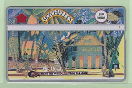 Seyschelles - 1992 Madam Rene's House 120u - SEY-18 - VFU - Seychelles