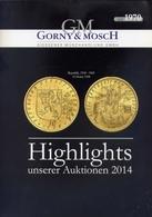 Gormy E Mosch - Giessener Munzhandlung Gmbh - Republik 1918-1969 - 10 Dukat 1938 - Highlights - Unserer Auktionen 2014 - - Libri & Software