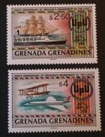 Grenada Grenadines -  MNH** - 1982 - # 472, 473 - Grenada (1974-...)