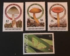 Grenada Grenadines -  MNH** - 1986 - # 762/764 - Grenada (1974-...)