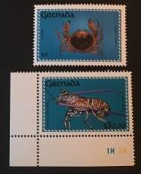 Grenada -  MNH** - 1990 - # 1887, 1894 - Grenada (1974-...)