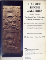 Harmer Rooke Galleries - New York - Ptoudly Presents The John Platt Collection Pf Pre Columbian Art - Catalogo D'Asta  - - Libri & Software