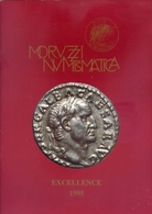 Moruzzi Numismatica - Catalogo D'asta - Excellece 1995 - Books & Software