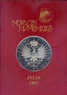 Moruzzi Numismatica - Catalogo D'asta - Julia 1997 - Books & Software