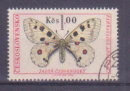 66-844 / CZ - 1966  MUSHROOMS       Mi 1623 O - Tschechoslowakei/CSSR