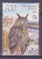 66-795 / BELARUS - 2008    OWL  Mi 750 O - Belarus