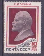 66-501 / USSR - 1965  92 BIRTHDAY Of   V.I.LENIN   Mi 2691 ** - Ungebraucht