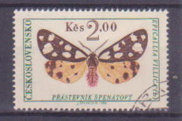 66-846 / CZ - 1966  MUSHROOMS       Mi 1625 O - Tschechoslowakei/CSSR