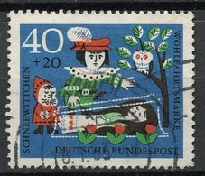 Germany 1962 40 + 20pf Snow White Issue  #B387 - [7] Federal Republic