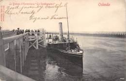 "OSTENDE - Le Bâteau D'Excursions ""Le Southampton"" - Oostende"