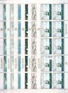 SEALAND 1970. SHIPS. TRANSPORT. SAILING VESSELS. 6 SHEETS** A2017.t3.3g - Barcos