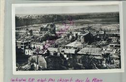 PHOTO Guerre 1939/45 De CAEN Juin-Juillet 1944  Quartier Saint-Louis Champ De Courses   R. Delassalle   M  2018 767 - Künstlerkarten