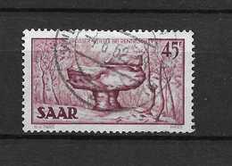 LOTE 1685  ///  SARRE  OBLIT - Sarre