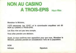 "/ CPSM FRANCE 68 ""Trois Epis"" - Trois-Epis"