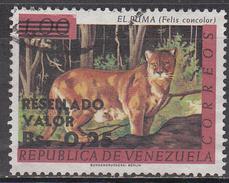 VENEZUELA   SCOTT NO. 870    USED     YEAR  1965 - Venezuela