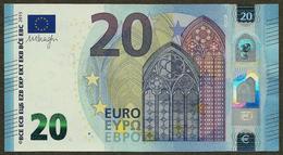France - 20 Euro - U009 B1 - UA1339616559 - Draghi - UNC - EURO