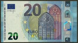 Portugal - 20 Euro - M001 A1 - MC0477833976 - Draghi - UNC - EURO