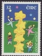 2000 - Irlanda 1236 Europa - Nuovi