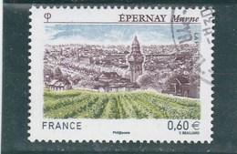 FRANCE 2012 EPERNAY YT 4645 OBLITERE -                                                 TDA251 - France