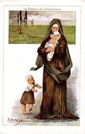 Les Orphelins De La Grande Guerre - Illustrateur: Deleysin - Edit. L. Gallaz Genève - Suisse - Schweiz - Illustrateurs & Photographes