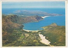 Hout Bay Valley And Harbour - Arerial View / Lugfoto - Noordhoekstrand En Kommetje - South-Africa - Zuid-Afrika