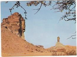 The Finger Of God , S.W.A. - Die Vingerklip  - South-Africa - Zuid-Afrika