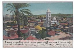 PALESTINE -- JERUSALEM -- CP 1909 -- EGLISE DU REDEMPTEUR -- - Palestine