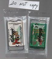 ASTERIX KELLOGGS MINI JEU DE CARTE SOUS BLISTER - Trading Cards