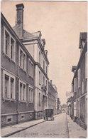 89. AUXERRE. Lycée De Jeunes Filles. 129 - Auxerre