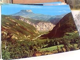 REGGIO EMILIA APPENINO REGGIANO PIETRA DI BISMANTOVA VISTA DALLA STRADA PANORAMICA VILLAMINOZZO-LIGONCHIO VB1976  GQ123 - Reggio Nell'Emilia