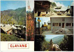 38-CLAVANS-N°C-3582-C/0049 - Autres Communes