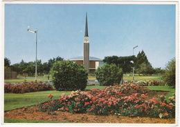 Welkom - Modern Church Building / Modern Kerkgebou - Oranje-Vrystraat / Orange Free State - South-Africa - Zuid-Afrika