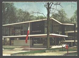 Brussel - Wereldtentoonstelling 1958 - Paviljoen Van Joegoslavië - Yugoslavia - Wereldtentoonstellingen