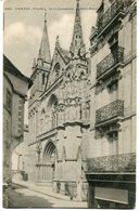 CPA - Carte Postale - France - Vannes - Façade De La Cathédrale Saint Pierre  (CPV791) - Vannes