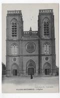 VILLERS BRETONNEUX EN 1915 - L' EGLISE - CPA VOYAGEE - Villers Bretonneux