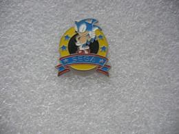 Pin's Sonic SEGA - Jeux