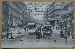 1905 AK Marseille  Rue Novilles  Siehe Scan - Non Classés