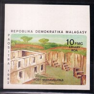 MADAGASCAR - 1982 - Non Dentelé (ND) - Timbre N° 683 De 1982 - Madagascar (1960-...)