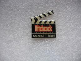 Pin's Cinéma: Scène 53, Take 1 Du Film HITCHCOCK - Films