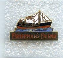 Fisherman's Friend - Bonbon - Bateau - Bateaux