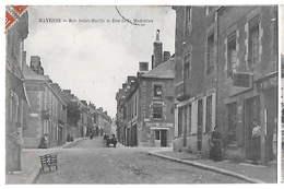 53 - MAYENNE - Rues St Martin & De La Madeleine     N - Mayenne