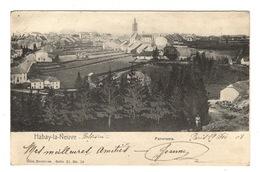 BELGIQUE - HABAY LA NEUVE Panorama, Pionnière - Habay