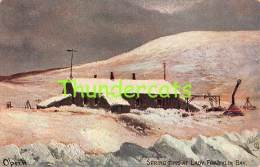 CPA GREENLAND RAPHAEL TUCK ILLUSTRATEUR OPERTI SPRING TIME AT LADY FRANKLIN BAY  IN THE ARTIC REGIONS ARTIST SIGNED - Groenland